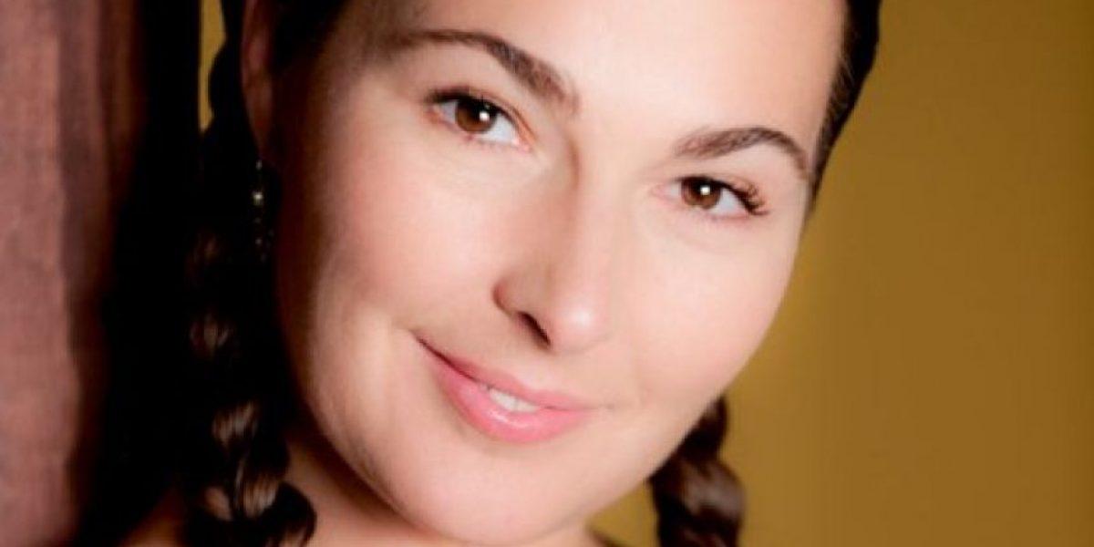 La actriz mexicana Eugenia Cauduro es criticada por haber aumentado 60 libras