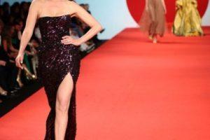 Christina Estrada, una de las top models de los años 90 Foto:Getty Images