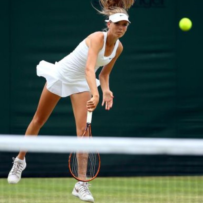 Katie Boulter Foto: Getty Images