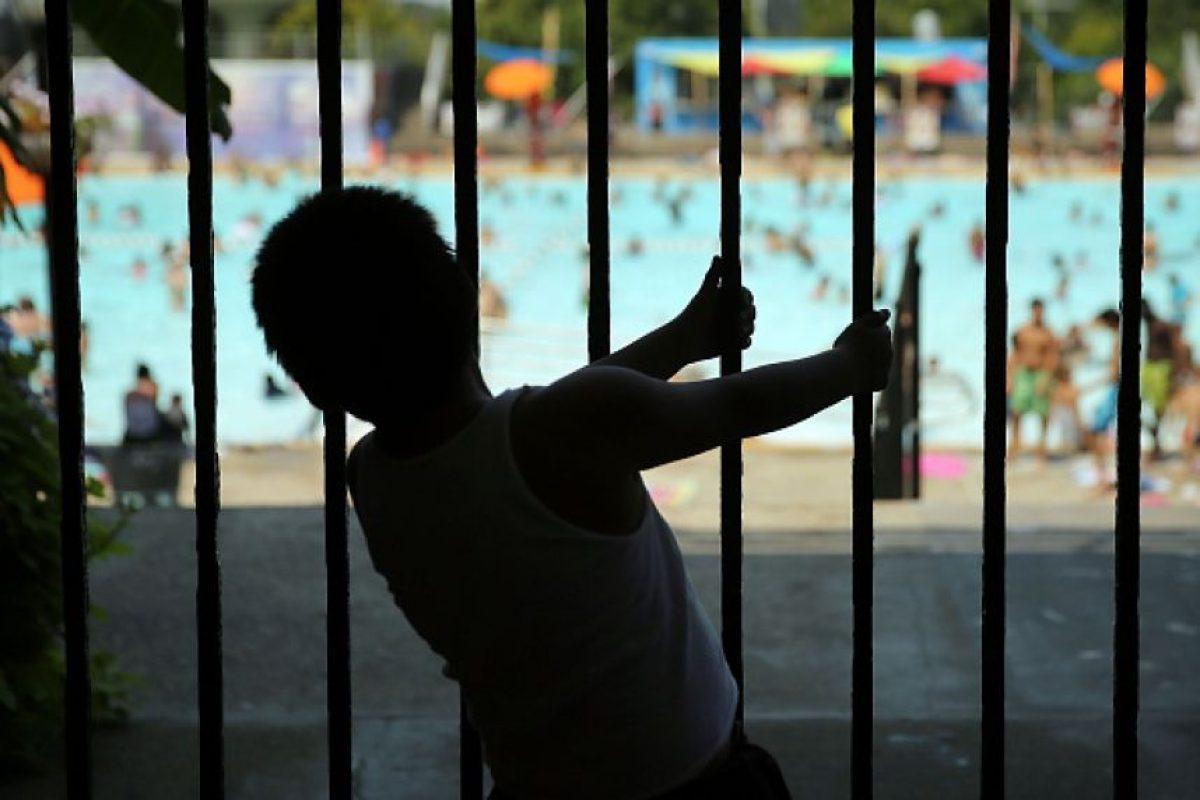 Consejos para evitar los accidentes en la piscina con niños Foto:Getty Images