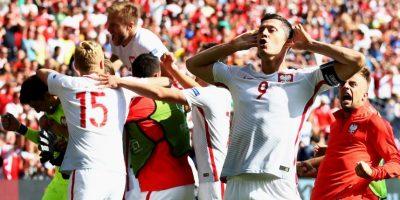 Polonia llegó a cuartos tras derrotar a Suiza en penales Foto:Getty Images