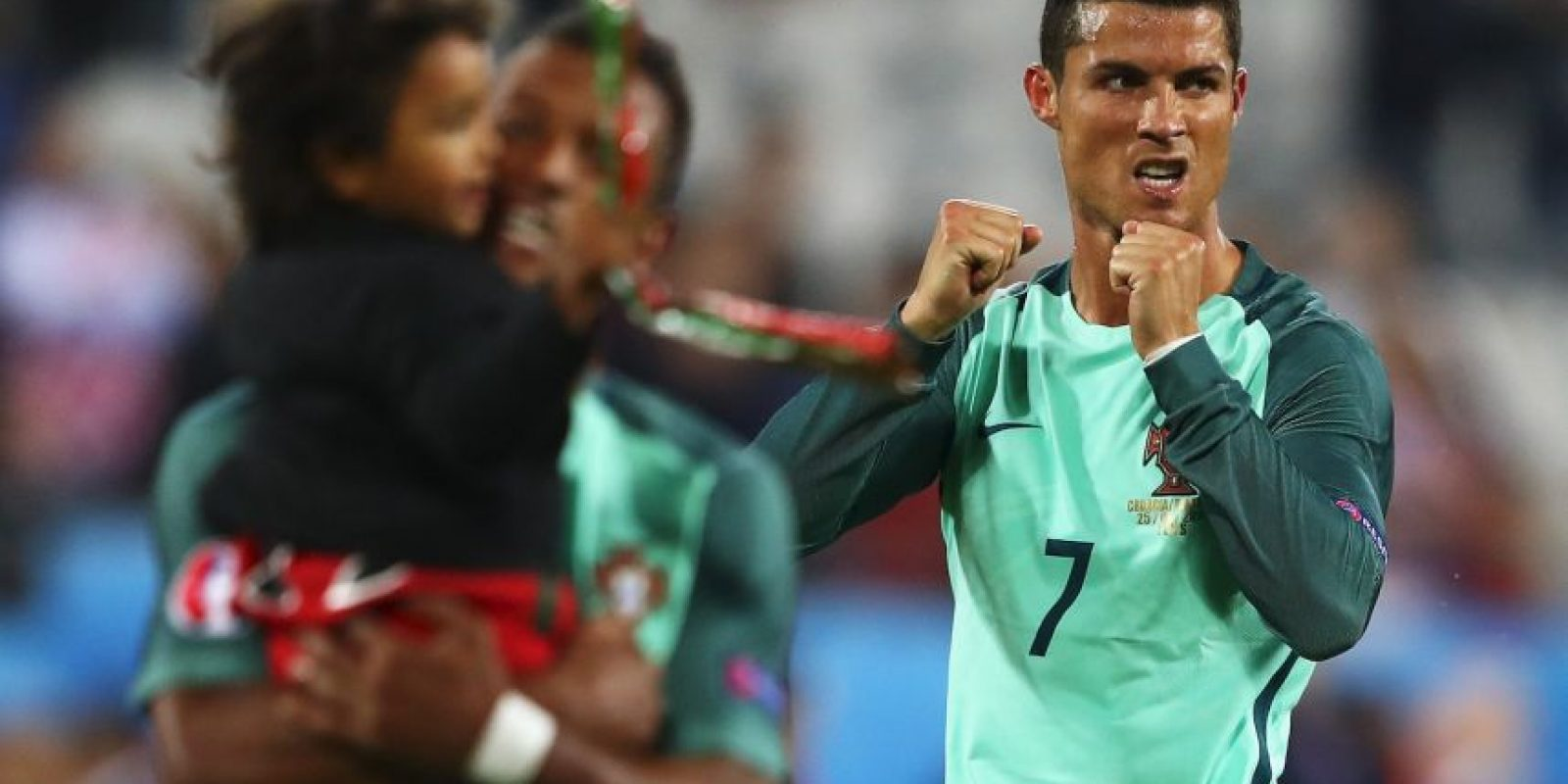 Portugal, por su parte, venció a Croacia Foto: Getty Images