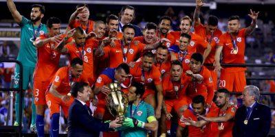 El calendario de la selección chilena quedará aún más apretado Foto:Getty Images