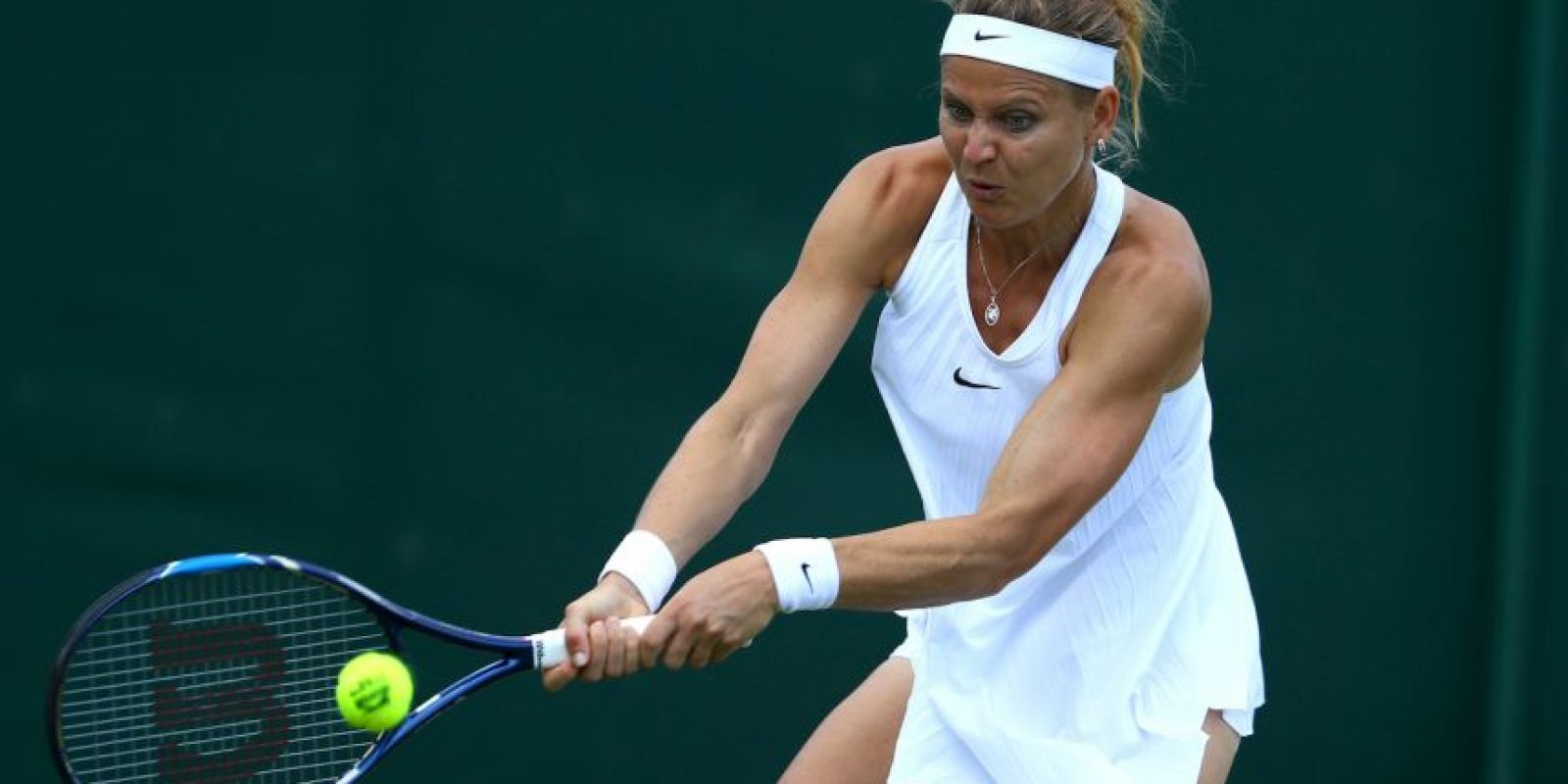 Lucie Safarova Foto: Getty Images