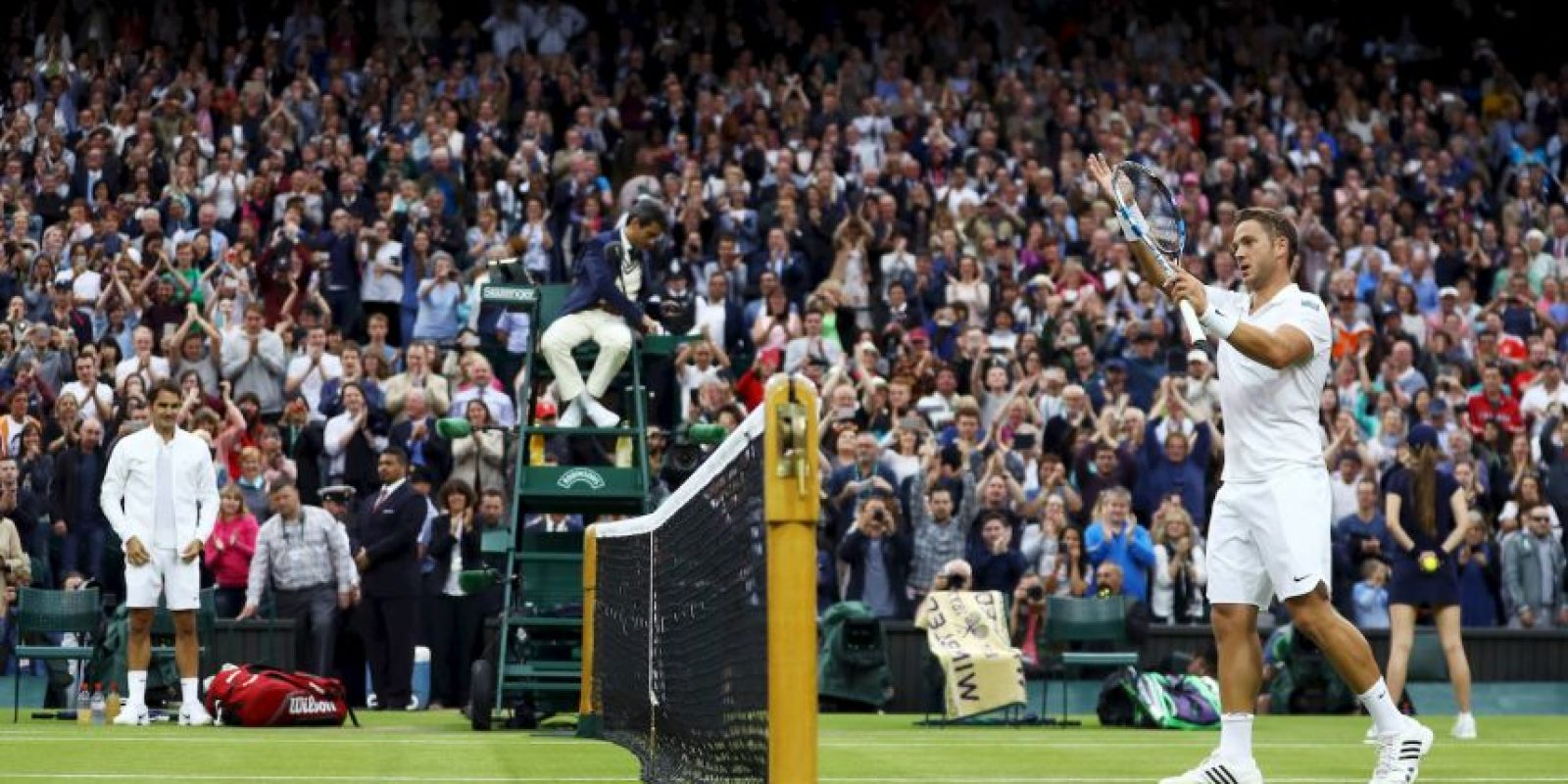 Seguramente será un momento que nunca olvidará Foto:Getty Images