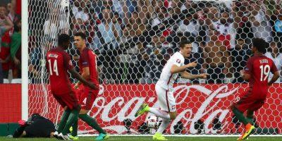 El polaco marcó el segundo gol más rápido en la historia del torneo Foto:Getty Images