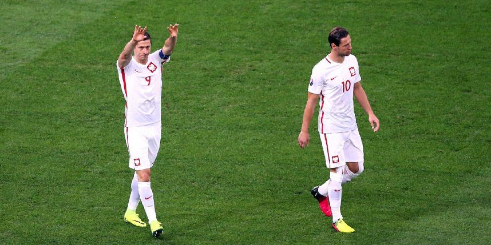 Robert Lewandowski entró al segundo lugar de los goles más rápidos de la Premier League Foto:Getty Images