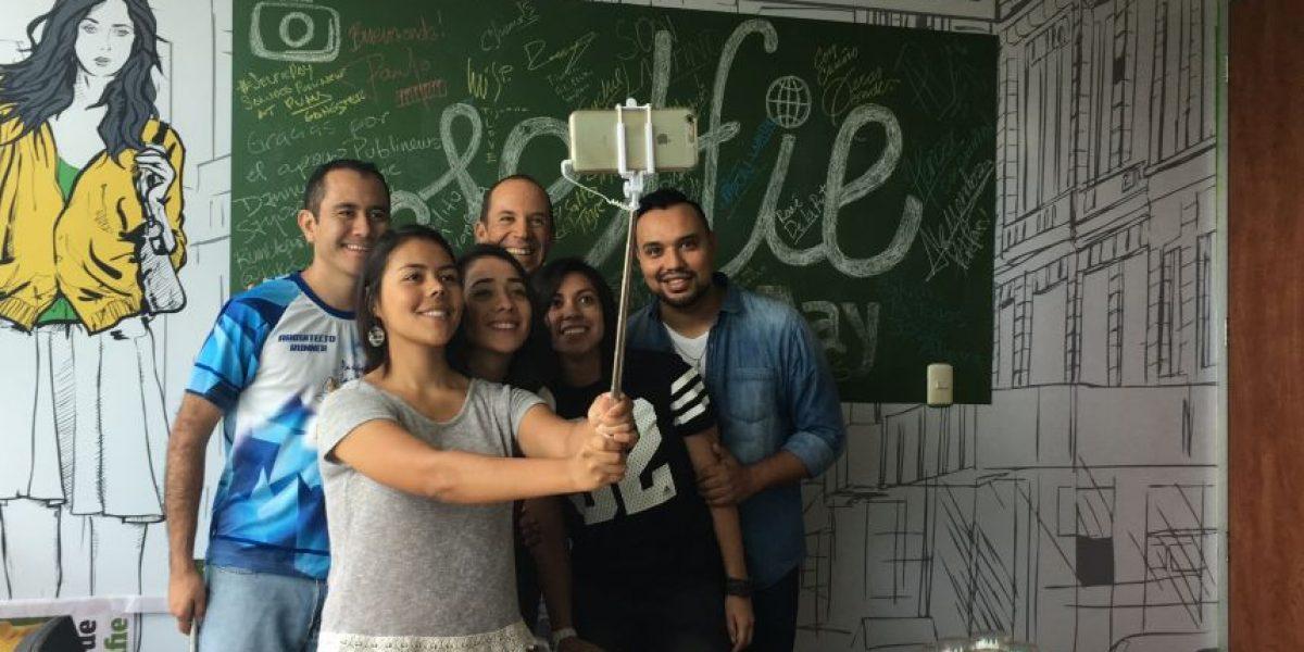 Figuras del deporte guatemalteco se unen al #SelfieDay