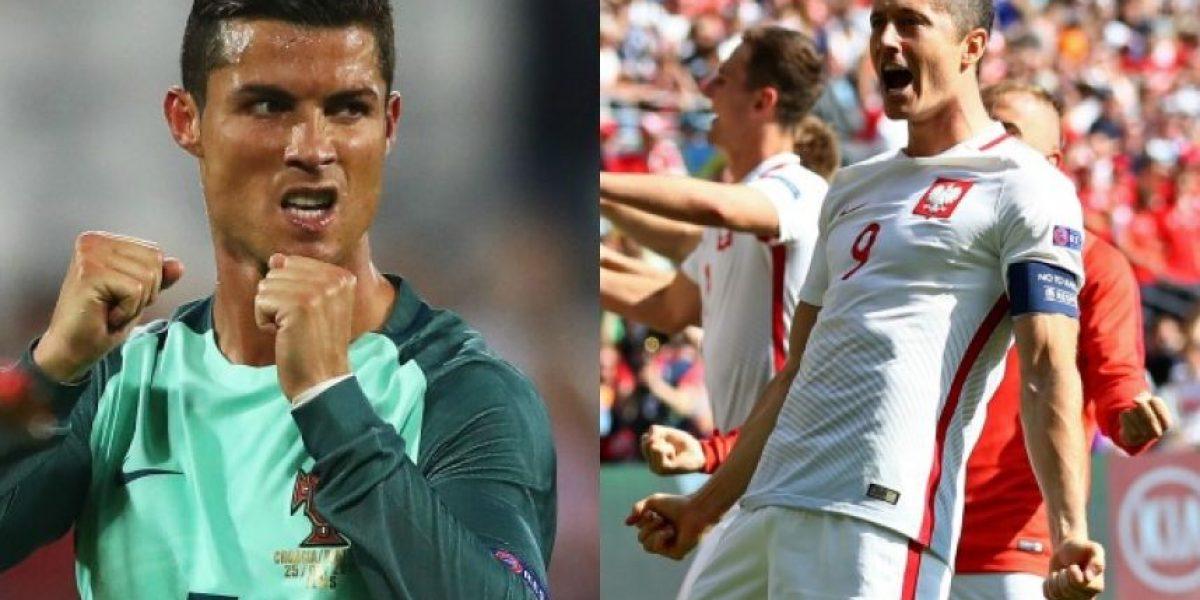 Eurocopa cuartos de final: En vivo Polonia vs Portugal
