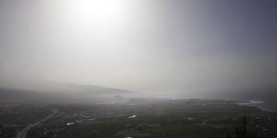 Ante posible llegada del polvo del Sahara, el Ministerio de Salud emite estas recomendaciones