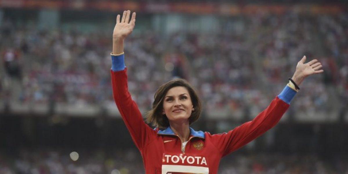 Campeona olímpica rusa en Pekín 2008 es suspendida por dopaje