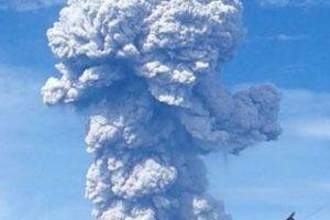 Foto:Eddy Maldonado / Unidad de Prevención de Volcanes