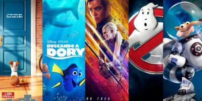 Cartelera de cine: Estrenos de julio para Latinoamérica