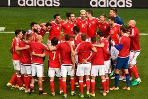 Gales clasificó a semifinales tras un sufrido triunfo ante Irlanda del Norte Foto:Getty Images