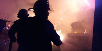 Calculan en Q600 mil las pérdidas por incendio en una bodega en finca en Zacapa
