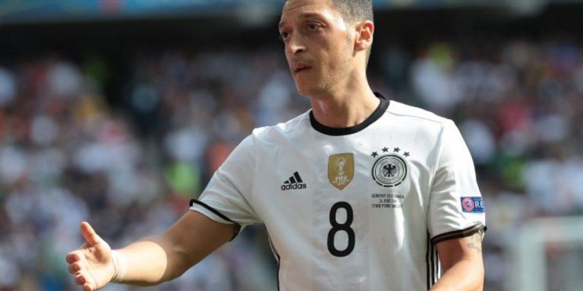 Özil asegura que alemanes