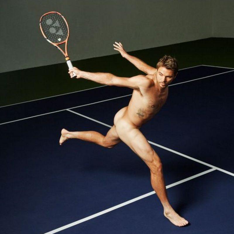 Stan Wawrinka (tenista suizo) Foto:ESPN
