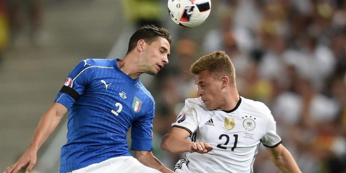Alemania se clasifica a semifinales en muerte súbita ante Italia