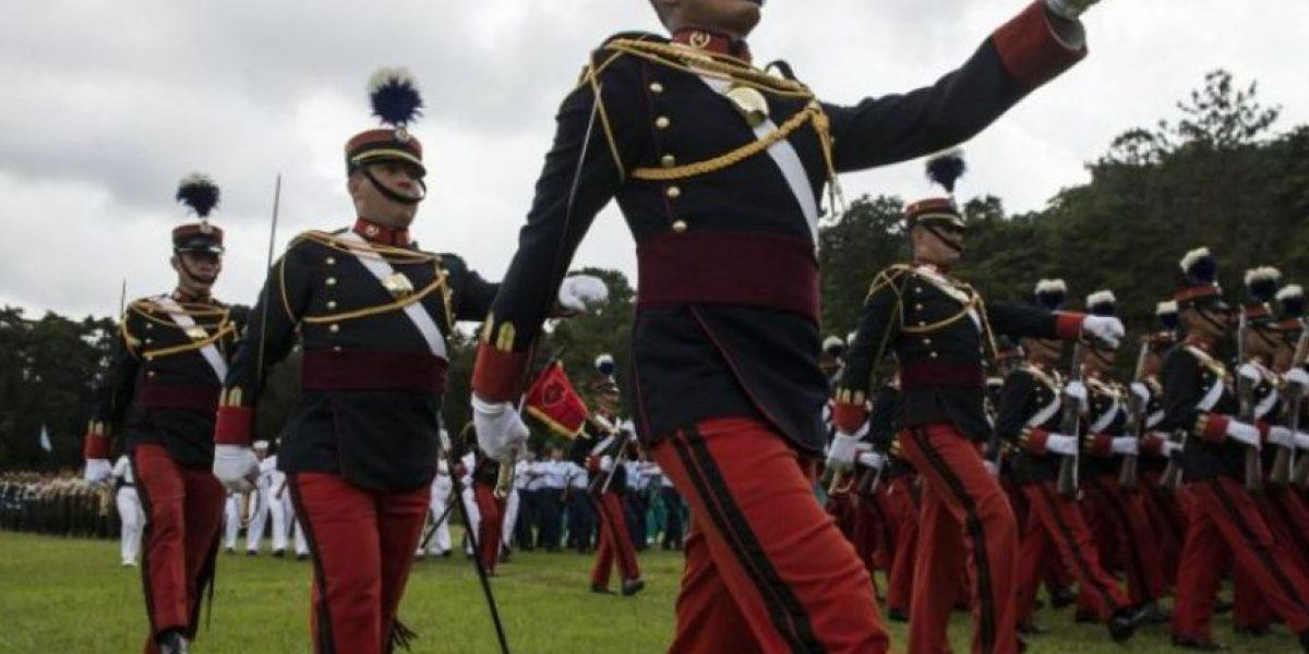 Desfile del Día del Ejército se realizará finalmente en la Fuerza Aérea Guatemalteca