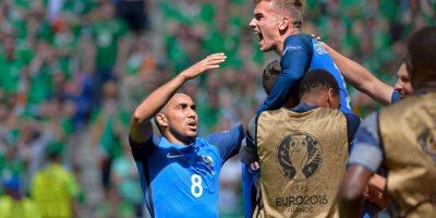 Francia llega como gran favorita al partido con Islandia Foto:Getty Images