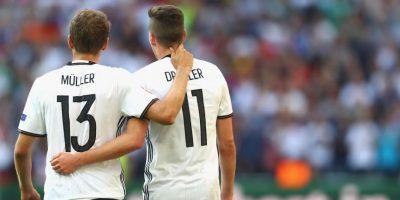 Alemania, por su parte, goleó por 4 a 0 a Hungría y avanzó a la ronda de los ocho mejores Foto:Getty Images
