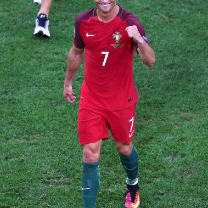 Cristiano Ronaldo, por su parte, ha sido criticado por su nivel en la Eurocopa Foto:Getty Images