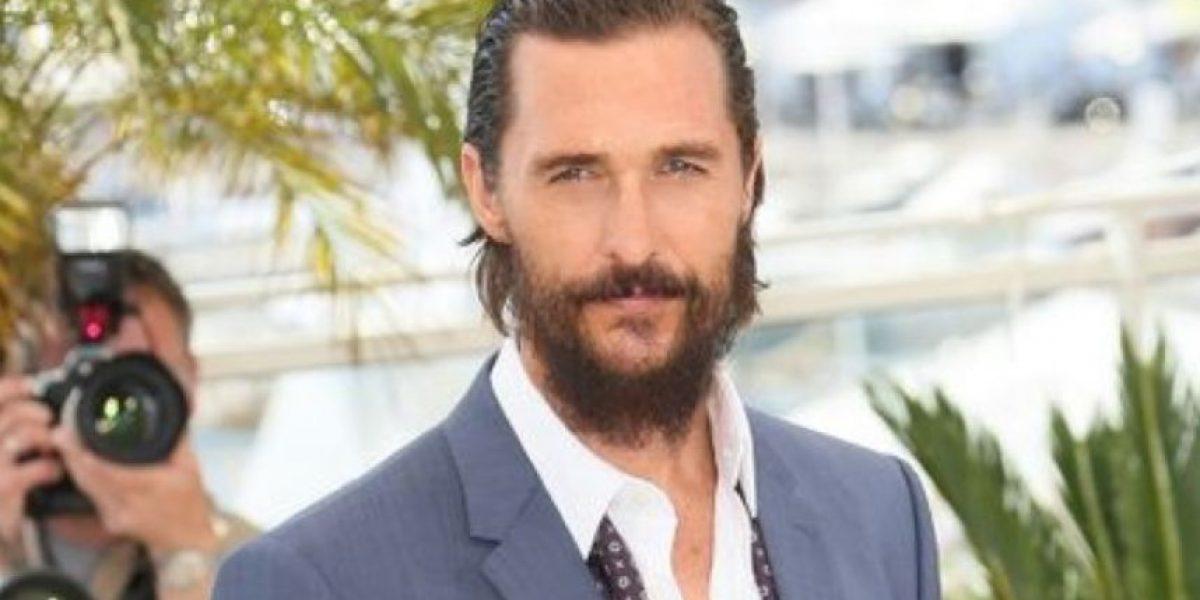 Matthew McConaughey dará clases en la Universidad de Texas