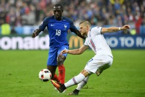 La selección francesa será la rival de Alemania en la búsqueda de un cupo en la final. Foto:AFP