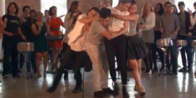 Guatemalteco estudiante de música en Boston participa en coro de canción
