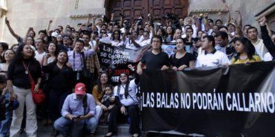 APG rechaza intimidaciones contra la libertad de emisión del pensamiento