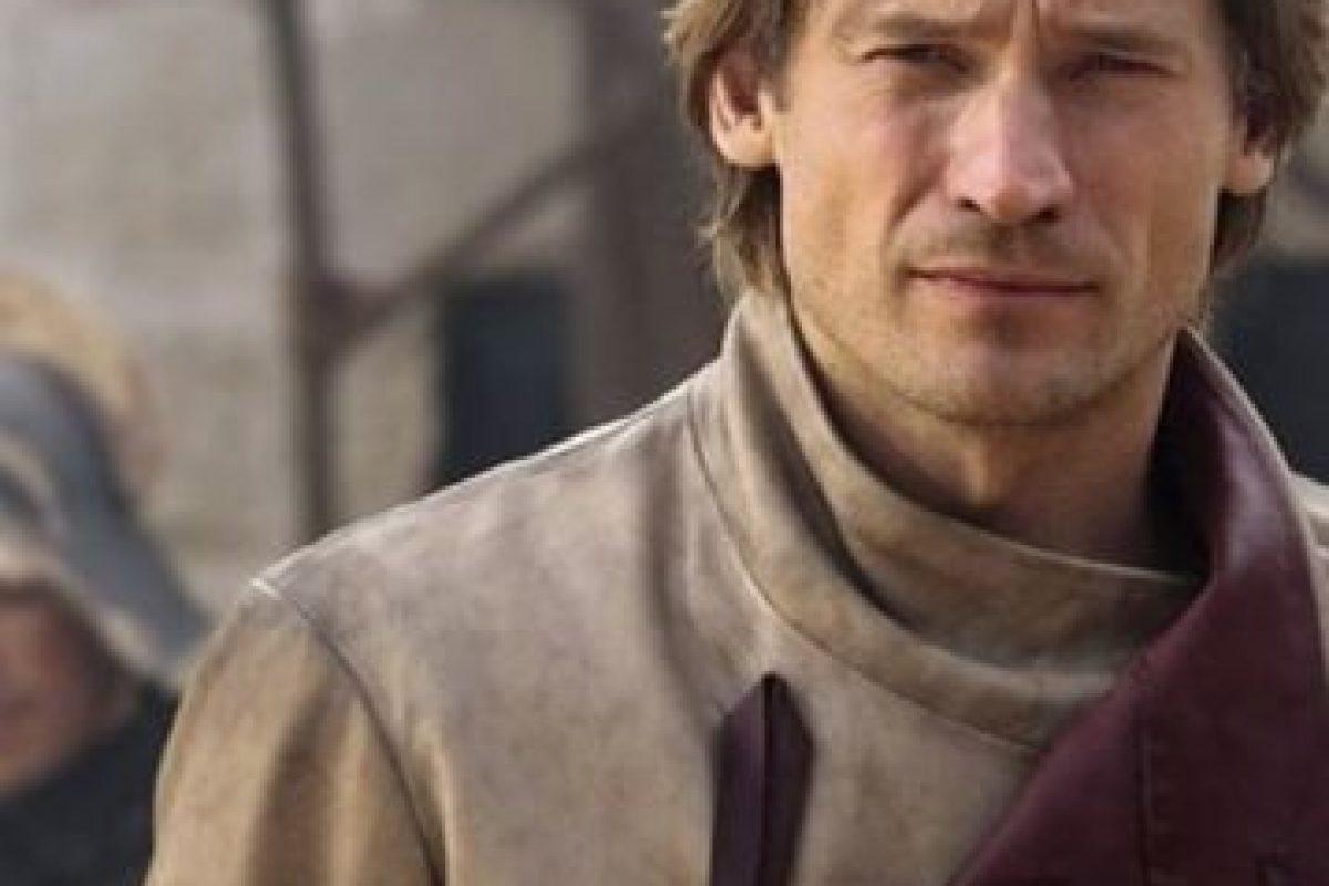 Jaime Lannister en la temporada 1 Foto:Vía HBO