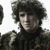 Rickon Stark en la temporada 6 Foto:Vía HBO