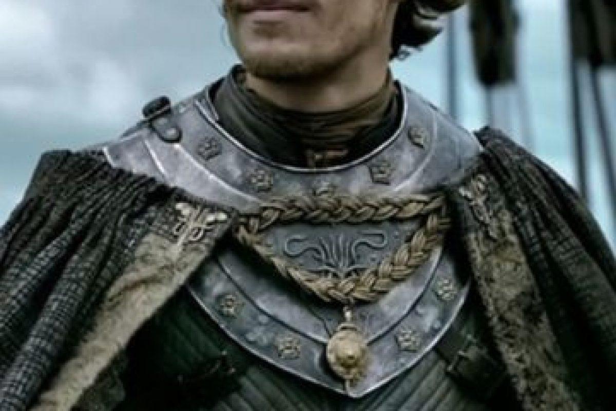 Theon Greyjoy en la temporada 6 Foto:Vía HBO