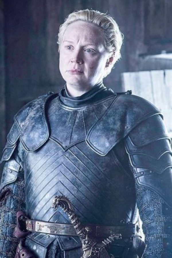 Brienne de Tarth en la temporada 2 Foto: Vía HBO