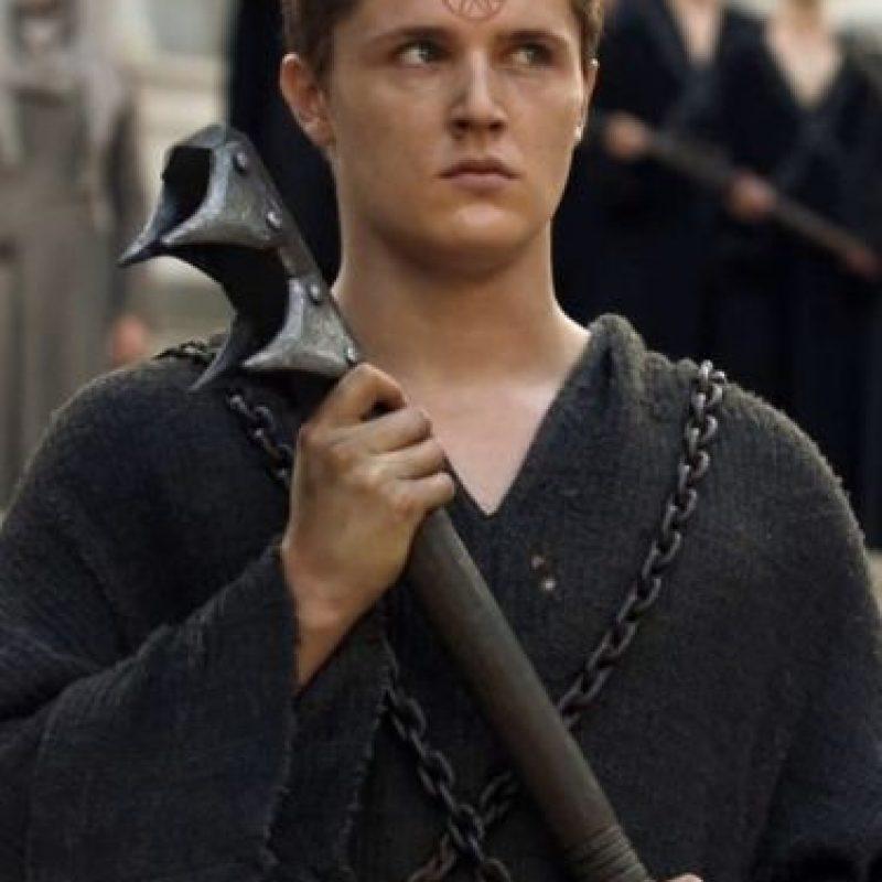 Lancel Lannister en la temporada 6 Foto:Vía HBO