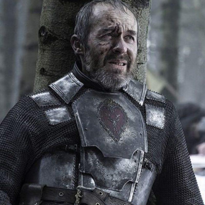 Stannis en la temporada 5 Foto:Vía HBO
