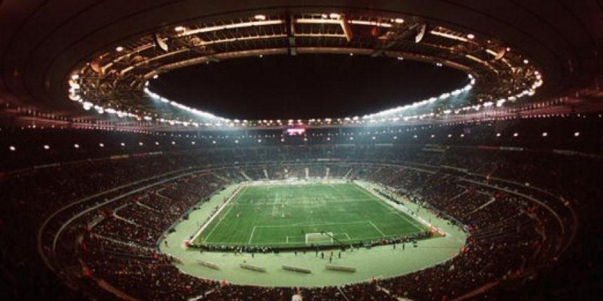 Registran explosión afuera del Stade de France antes del Francia-Islandia