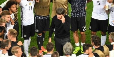 Alemania no podrá contar con estos jugadores para la semifinal frente a Francia
