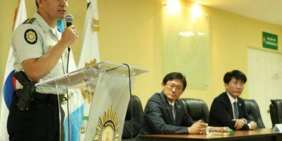Corea del Sur capacita a PNC en lucha contra el cibercrimen