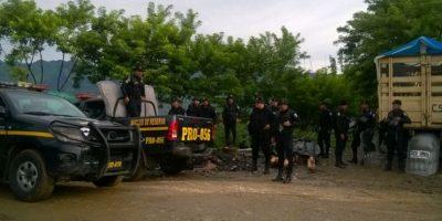 Envían fuerza antidisturbios para desalojo en Semuc Champey