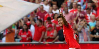Nicolás Gaitán deja Benfica para ir al Atlético de Madrid Foto:Getty Images