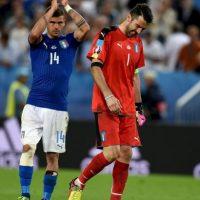 Las lágrimas que conmovieron a todo Europa Foto:Getty Images