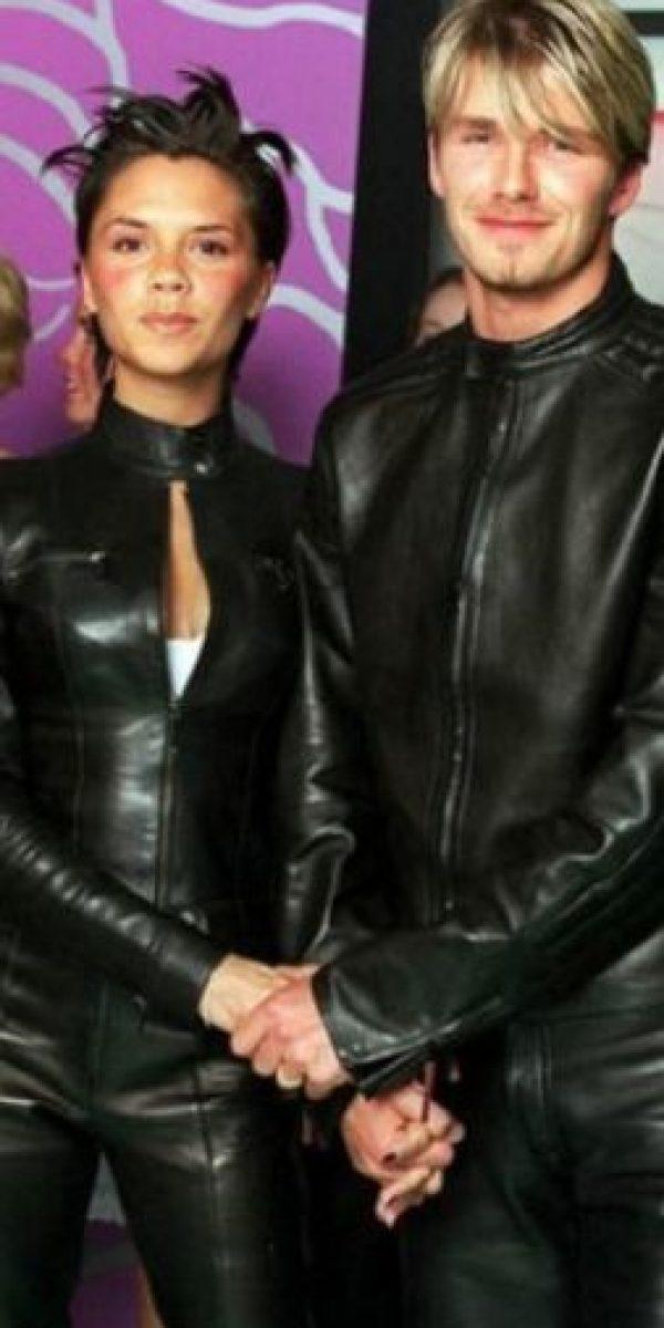 Antes y después de David y Victoria Beckham en sus 17 años de casados Foto:Getty Images