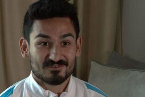 Ilkay Gundogan dejó Borussia Dortmund para partir a Manchester City