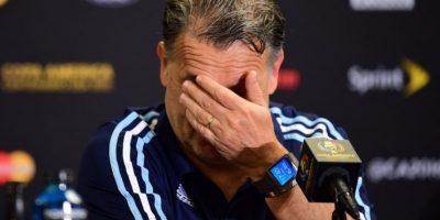 El técnico argentino no será más el responsable de la selección de su país. Foto:AFP