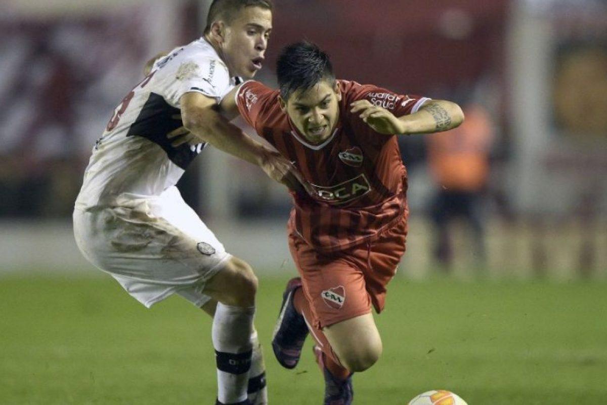 Martín Benítez no será prestado por Independiente a los Juegos Olímpicos Foto:AFP
