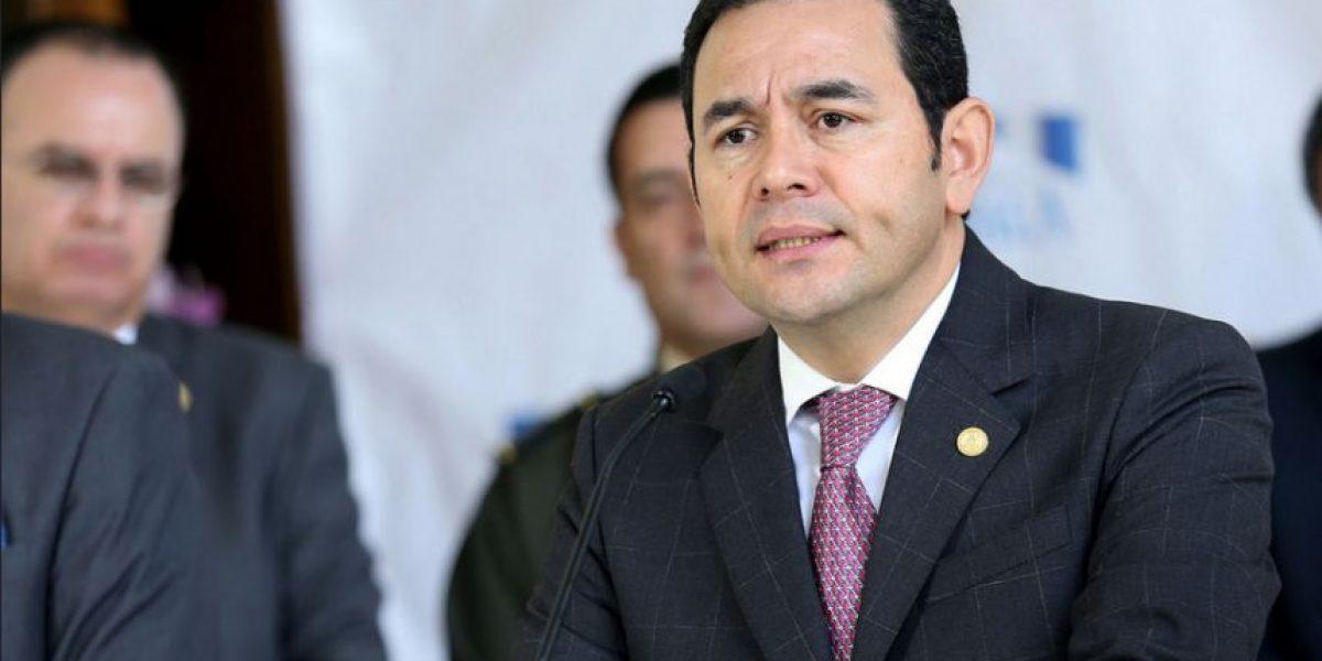 """Morales: """"Seguir permitiendo que hagan riqueza del conflicto, no es lo correcto"""""""