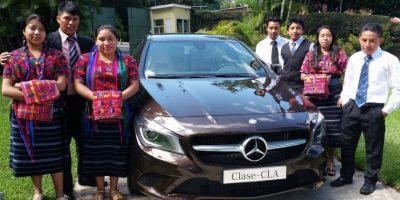 Gana un Mercedes Benz CLA-200 en la Gran Rifa Pro Alfabetización