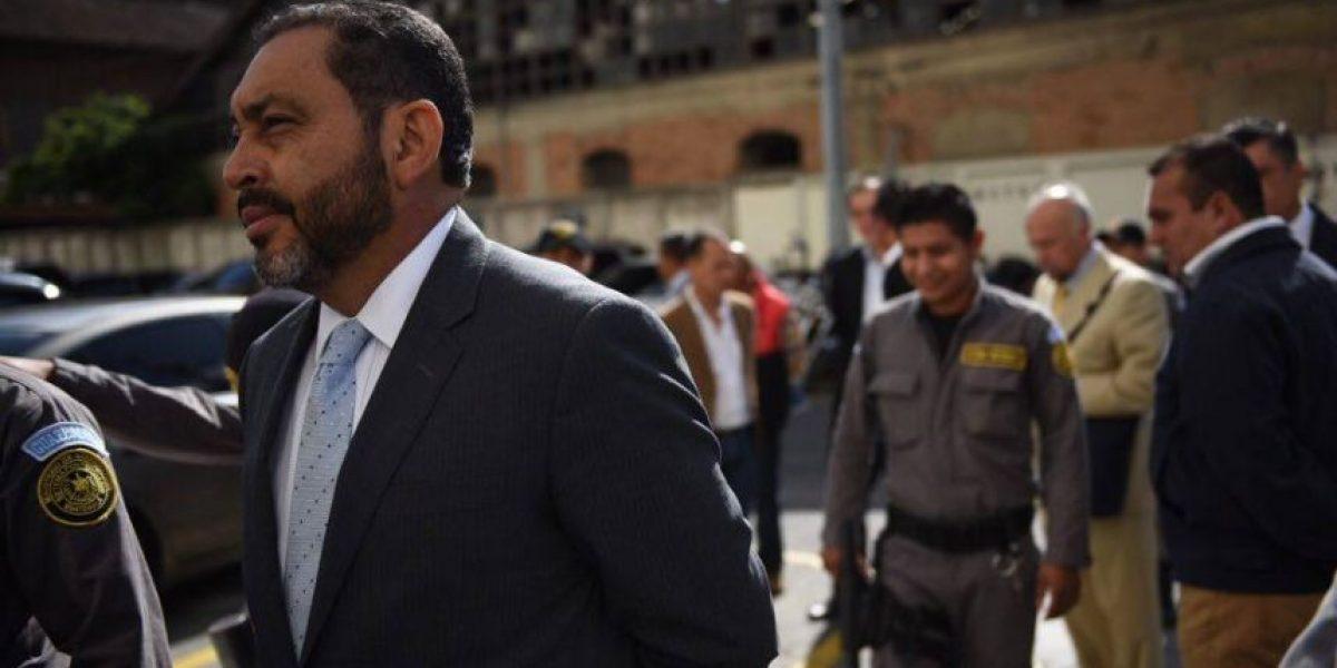 Señalados de corrupción vuelven a los traslados y revisiones en continuación de audiencia