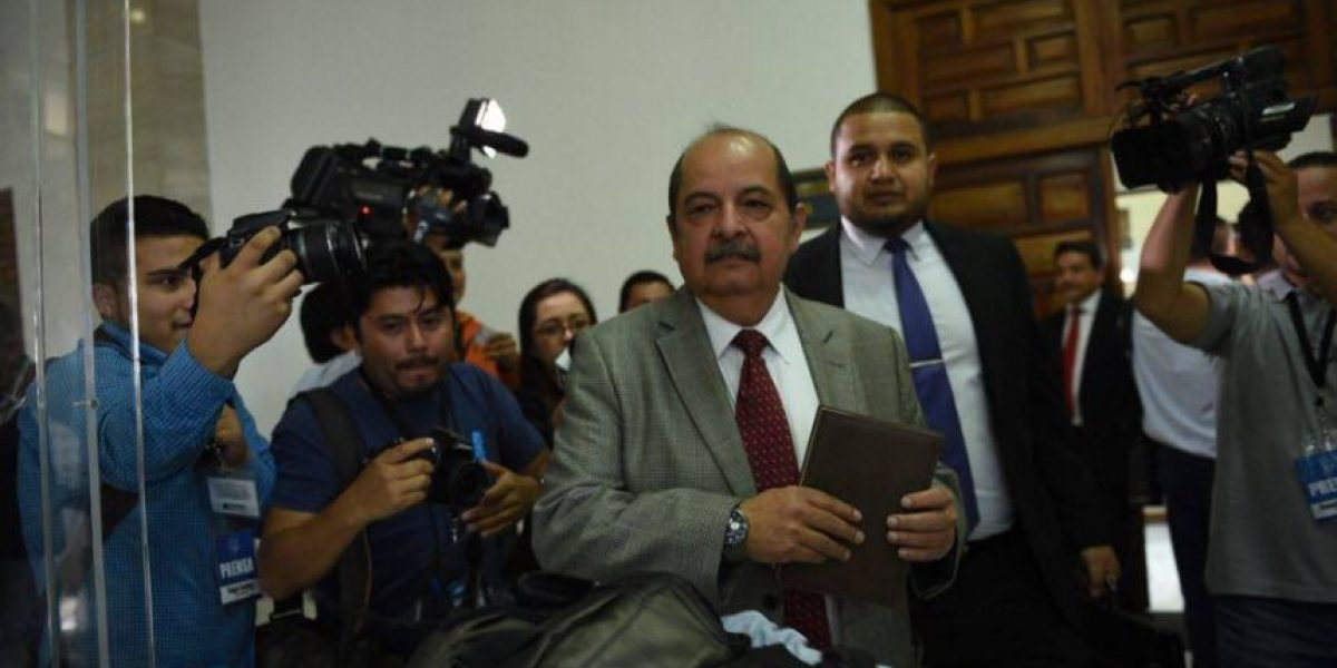 Exdiputados tendrán que volver a la cárcel